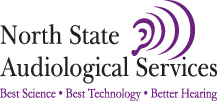 North State Audiological Servies logo linked to website